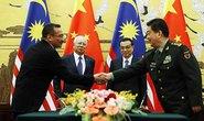 Trung Quốc sẽ giải khát vũ khí cho Malaysia