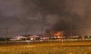 Vụ cháy nhà xưởng Ô tô Trường Hải không thiệt hại về người