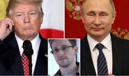Nga muốn tặng người thổi còi Snowden cho TT Trump