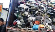 Châu Á thải ra hơn 10 triệu tấn rác điện tử trong 5 năm