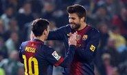 Sợ vợ, Messi không mời Pique dự lễ cưới