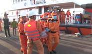 Xác định tàu va chạm với tàu Hải Thành 26