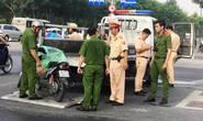 Trên đường đi làm, 1 công nhân bị xe ben cán chết