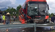Tai nạn kinh hãi giữa xe giường nằm với xe 7 chỗ trên cao tốc