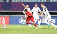 U20 Việt Nam - New Zealand 0-0: Trận hòa tiếc nuối