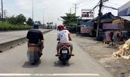 Rộ lên trò dàn cảnh cướp giật ở vùng ven Sài Gòn