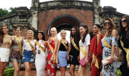 Hoa hậu Hòa bình Thế giới: 76 người đẹp thi trang phục dân tộc