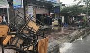 Cháy quán nhậu trên đường nội ô đẹp nhất TP HCM