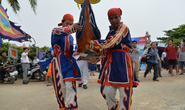 Lý Sơn tổ chức Lễ Khao lề tri ân đội dân binh Hoàng Sa