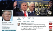 Nhiều người Mỹ muốn ông Donald Trump ít lệ thuộc Twitter
