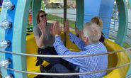 Cha xây công viên giải trí 51 triệu USD cho con gái khuyết tật