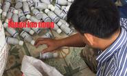 Người bí ẩn điều hành đường dây sản xuất thuốc trừ sâu giả