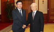 Dành ưu tiên cao nhất cho quan hệ Việt Nam - Lào