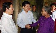 Tặng quà Tết cho người nghèo tỉnh Quảng Ngãi