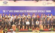 Quan chức cấp cao APEC bàn về quản lý thiên tai