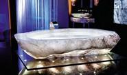 Cận cảnh bồn tắm trị giá 1 triệu USD tại khu nghỉ dưỡng ở Dubai