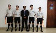 VFF bênh Samson, trọng tài châu Á khẳng định thẻ đỏ