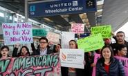 United Airlines vẫn hạ cánh an toàn sau vụ bác sĩ gốc Việt?