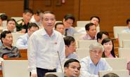 Đại biểu và Bộ trưởng vênh lớn tiền đầu tư đường cao tốc