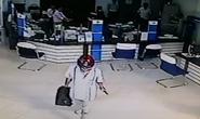 Cục Cảnh sát hình sự vào cuộc vụ cướp ngân hàng ở Vĩnh Long