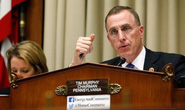 Dân biểu Mỹ từ chức vì yêu cầu người tình phá thai