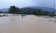 Lâm Đồng: 2 người chết, nhiều nơi bị cô lập do bão
