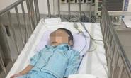 Bé trai bị bạo hành chấn thương sọ não đã xuất viện