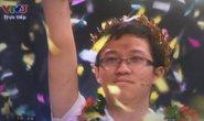 Phan Đăng Nhật Minh vô địch Olympia 2017