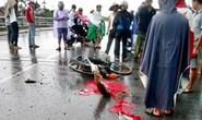 Đi xe đạp dưới trời mưa, 1 phụ nữ bị sét đánh tử vong