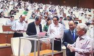 Bỏ phiếu kín phê chuẩn bổ nhiệm Bộ trưởng GTVT, Tổng TTCP