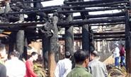 Di tích đình làng cổ hơn 500 tuổi bị thiêu rụi