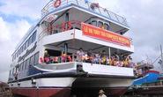 Hạ thủy tàu du lịch Composite Merryland trên sông Hàn