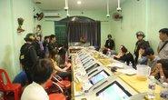 Bộ Công an đột kích ổ bạc khủng ở TP HCM