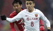 Oscar đá hỏng 2 quả 11m, Thượng Hải SIPG thua đau ở AFC Champions League