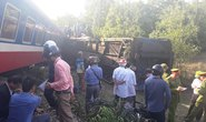 Tàu hỏa tông xe tải, 3 người chết