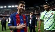 Messi nhận lương mới nửa triệu bảng/tuần