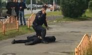 Nga: Bắn chết kẻ đâm chém loạn xạ ngoài đường