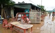 Quảng Ngãi: Nhiều nơi tan hoang sau trận lũ kỳ lạ