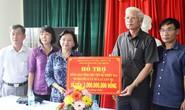 TP HCM trao hơn 7 tỉ đồng đến người dân vùng bão