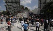 Động đất mạnh giáng xuống Mexico, hơn 210 người chết