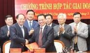 Hội đồng Lý luận trung ương và Thành ủy TP HCM ký kết hợp tác