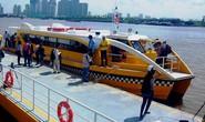 TP HCM vận hành tuyến buýt đường sông
