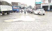 Con đường bùn lầy ở Quảng Nam