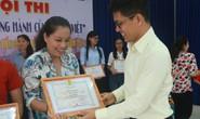 Vòng chung kết hội thi Công đoàn đồng hành cùng hàng Việt