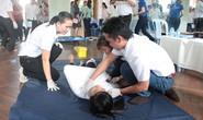 LĐLĐ quận 1 đoạt giải nhất hội thi An toàn - Vệ sinh viên giỏi