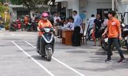 115 CNVC-LĐ thi Lái xe máy an toàn