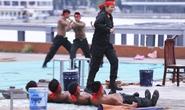 Mãn nhãn trước những bóng hồng bảo vệ an ninh APEC