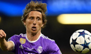 Modric ra tòa sau chiến thắng Champions League