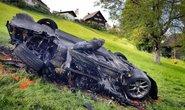 Ngôi sao truyền hình nhập viện khẩn vì tai nạn xe