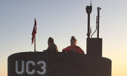 Chủ tàu ngầm ra tòa vì nữ nhà báo trên tàu mất tích bí ẩn